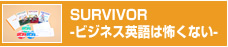 SURVIVOR-ビジネス英語は怖くない